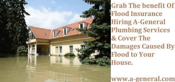 Flood Insurance to Be Secure From Damage Expenses