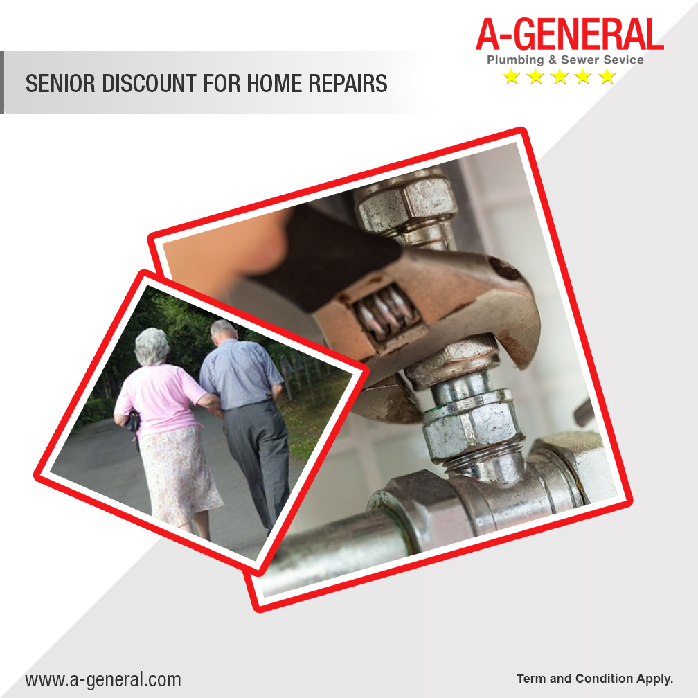 Senior Discount for Home Repairs