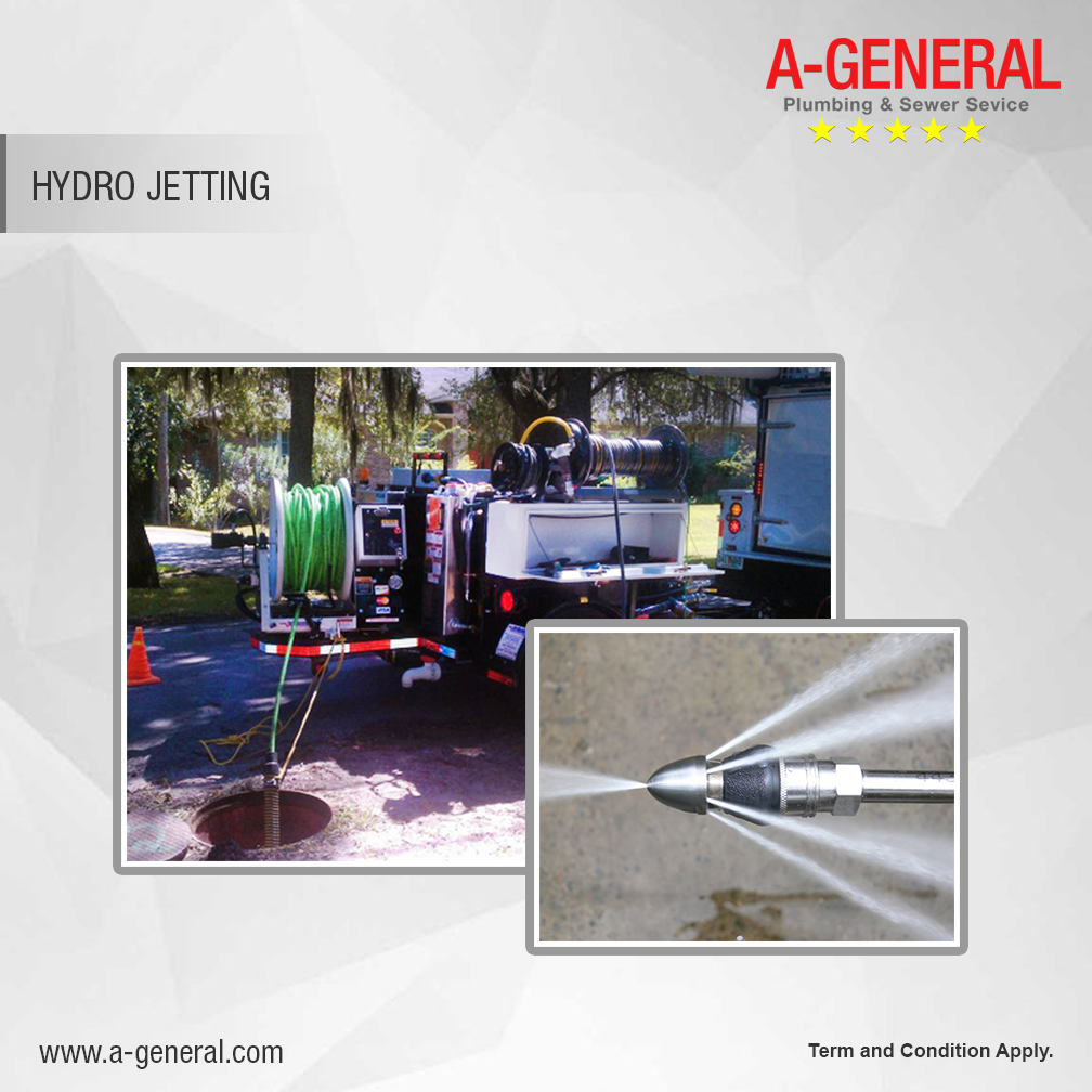 Why do you need Hydro Jetting Services?