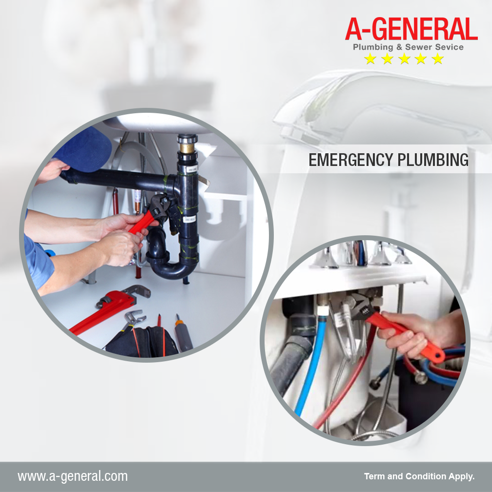 Tips To Handle Emergency Plumbing Issues At Residence Or Office