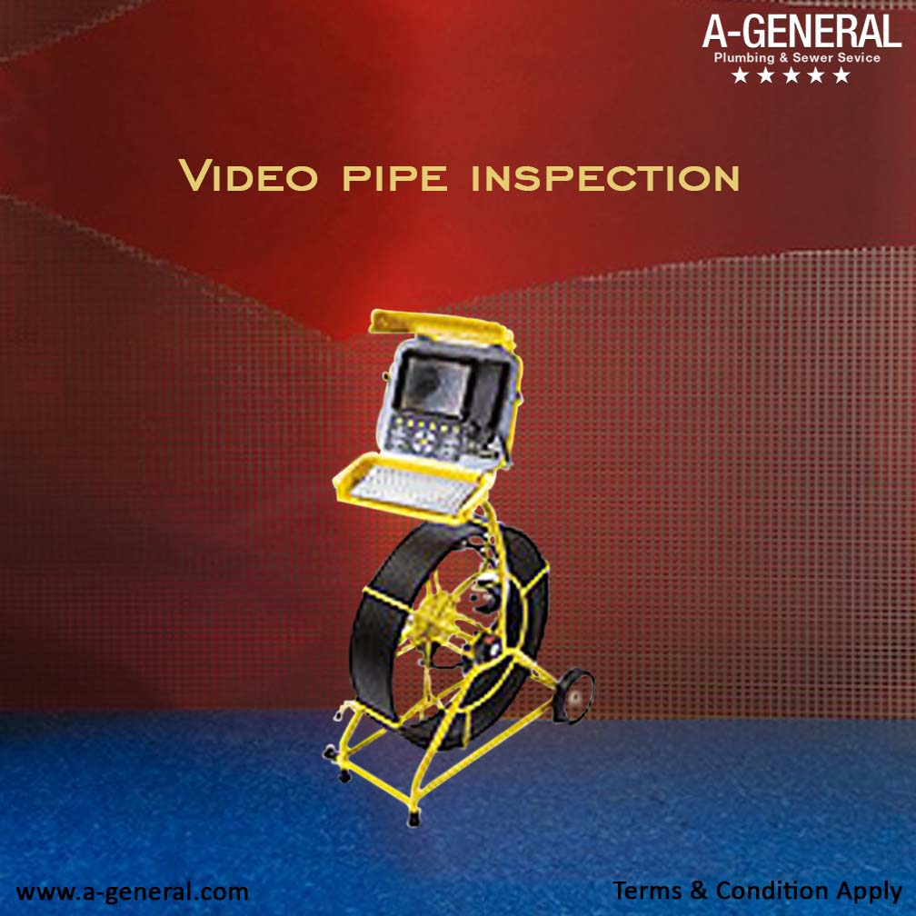 The Importance Of Video Pipe Inspection In Repairing Water And Sewer Pipes At Office And Home.
