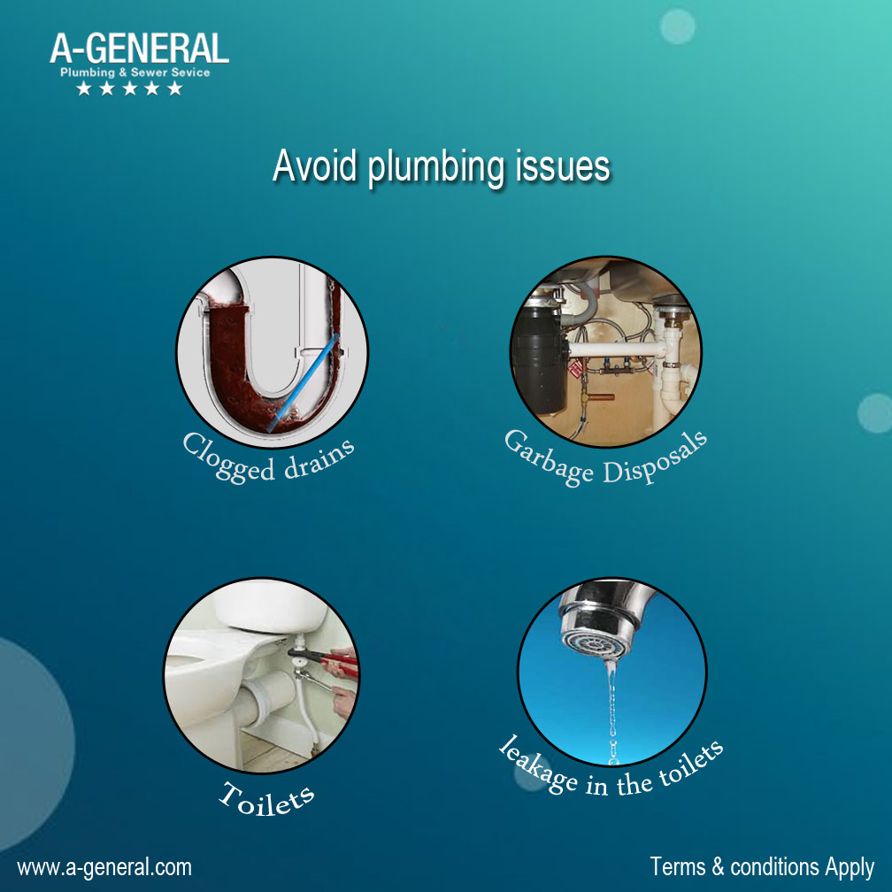 Tips To Avoid Or Resolve Commonly Faced Plumbing Issues