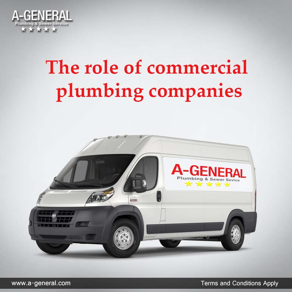 The role of commercial plumbing companies