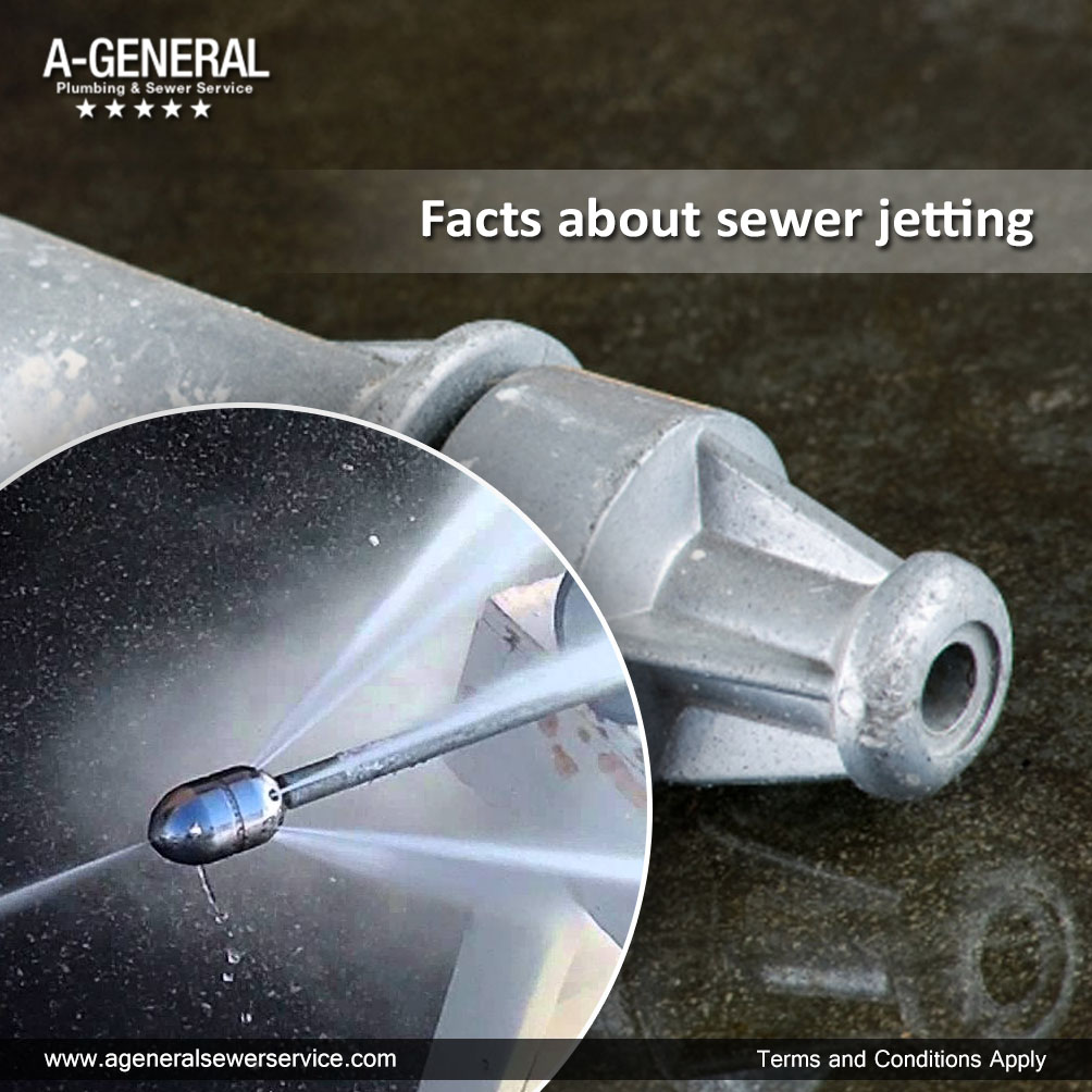 Facts about sewer jetting one should know