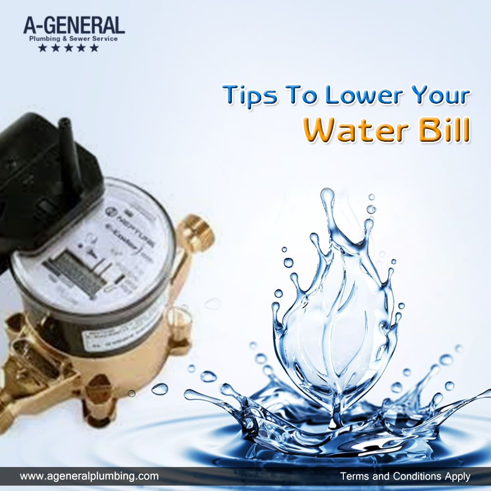 Tips To Lower Your Water Bill