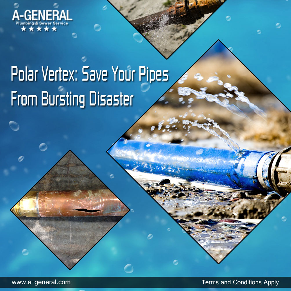 Polar Vertex: Save Your Pipes From Bursting Disaster