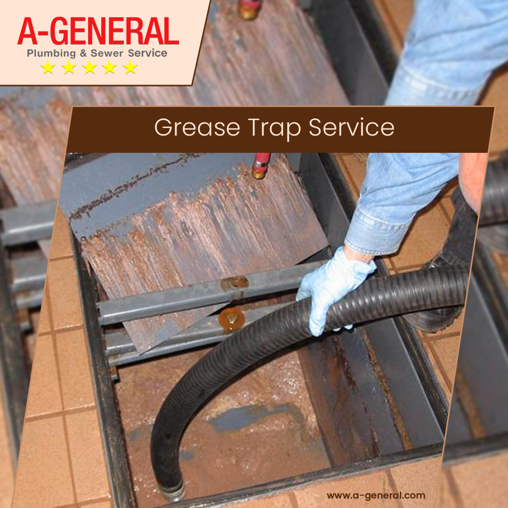 All About Grease Trap Service