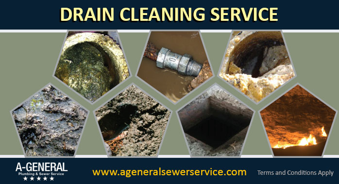 Hazards In Drain Cleaning Services