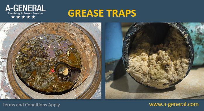 What are Grease-trap?