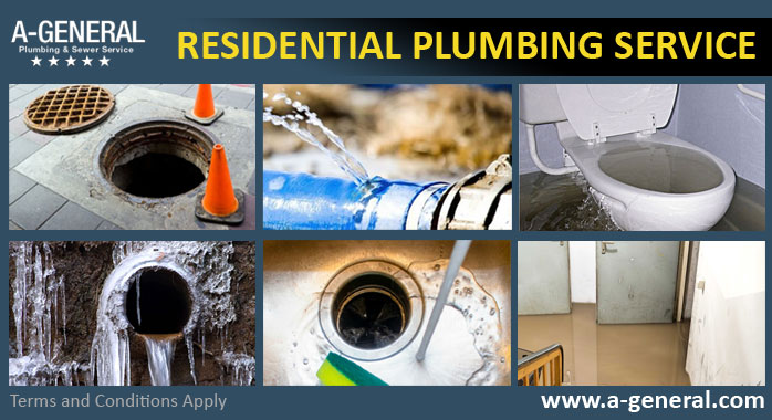 What Does Residential Plumbing Services Consist Of?