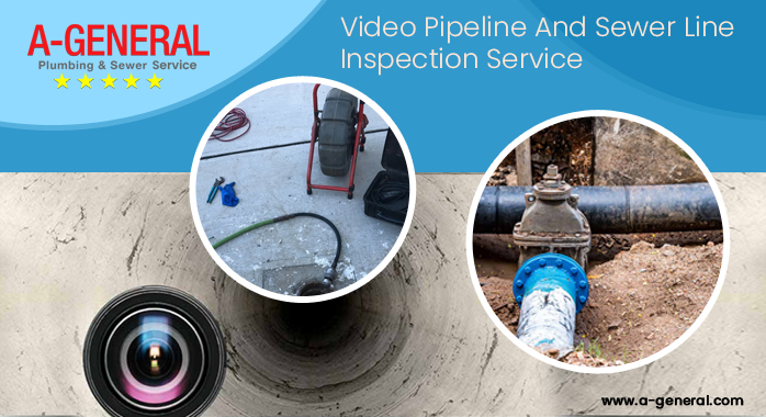 Equipment Used In Video Pipeline And Sewer Line Inspection Service