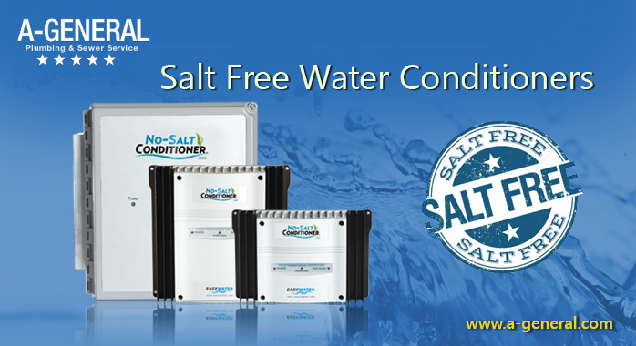 Salt Free Water Conditioners, Your Best Bet To Scale Down Water Hardness!