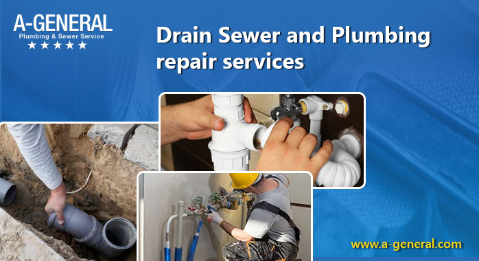 Drain Sewer And Plumbing Repair Services And Their Advantages!