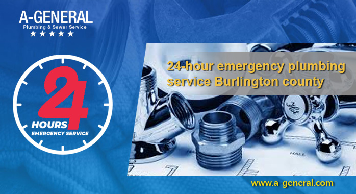 24-Hour Emergency Plumbing Service Burlington County