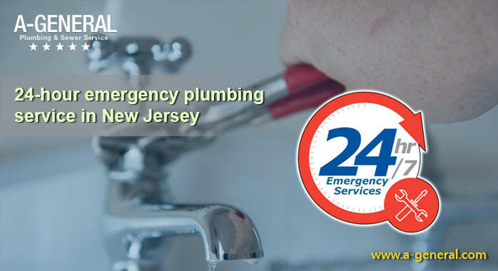 The Importance Of 24-Hour Emergency Plumbing Service In New Jersey