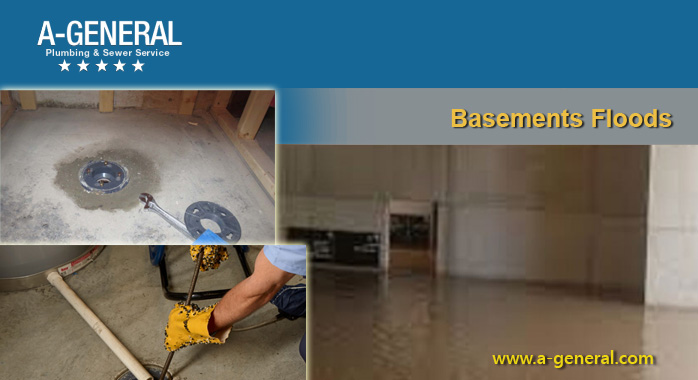 Why do basements flood?
