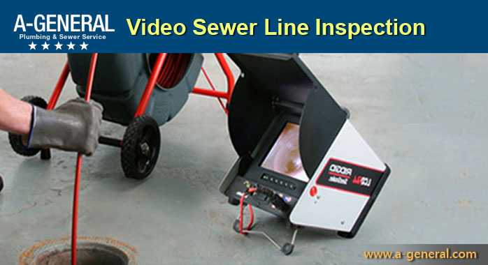 Video Sewer-Line Inspection! Hitting The Nail Right On Its Head