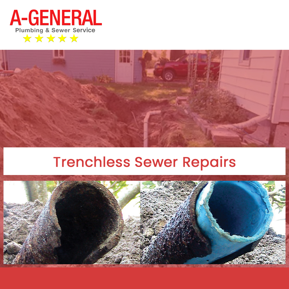 Why Trenchless Sewer Repairs