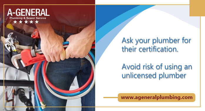 What Are The Risks Of Using An Unlicensed Plumber