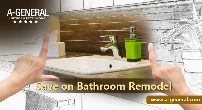 How to Save On a Bathroom Remodel