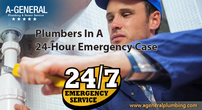 How To Get Plumbers in a 24-Hour Emergency Case