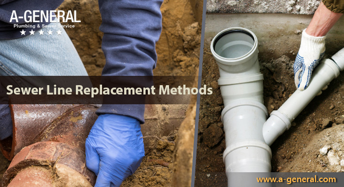 Pros and Cons of Sewer Line Replacement Methods