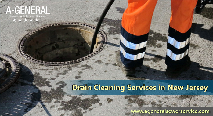 Drain Cleaning Services in New Jersey