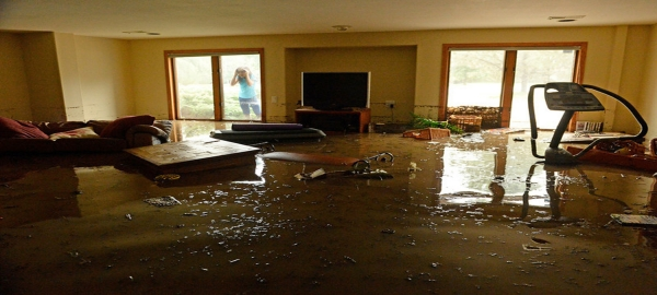 Damage from basement flooding can be avoided with effective preventive measures