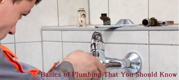 A-General Plumbing Tutorial: Basics of Plumbing That You Should Know
