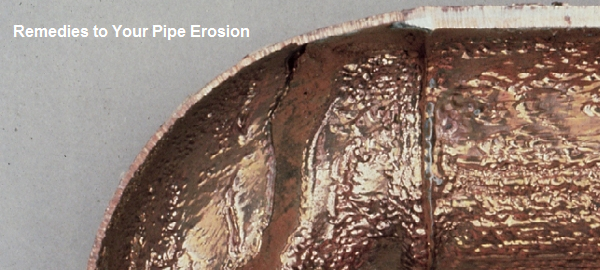 A-General Guide: Remedies to Your Pipe Erosion