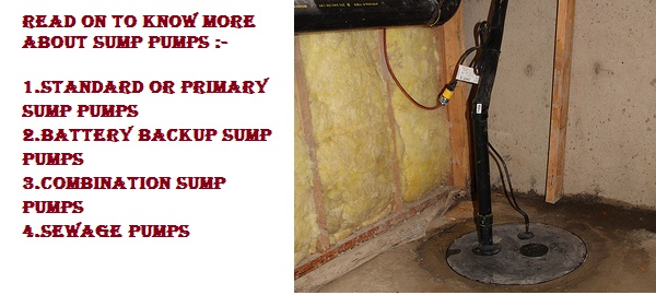 Buyer's Guide To Pick The Perfect Sump Pump