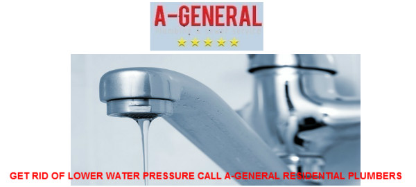 Do you know the Reasons for Low water Pressure?