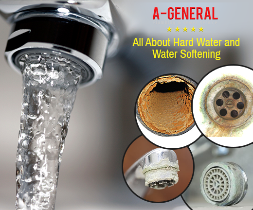All About Hard Water and Water Softening