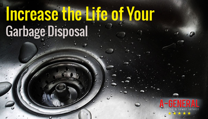 Increase the Life of Your Garbage Disposal by Avoiding These Issues