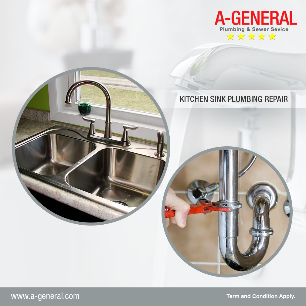 Hire A-General kitchen sink plumbing repair Services For Kithen ...