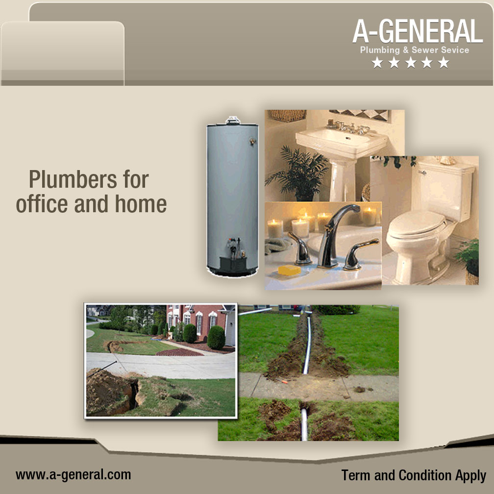 What's The Use Of Hiring Licensed Plumbers For Office And Home?