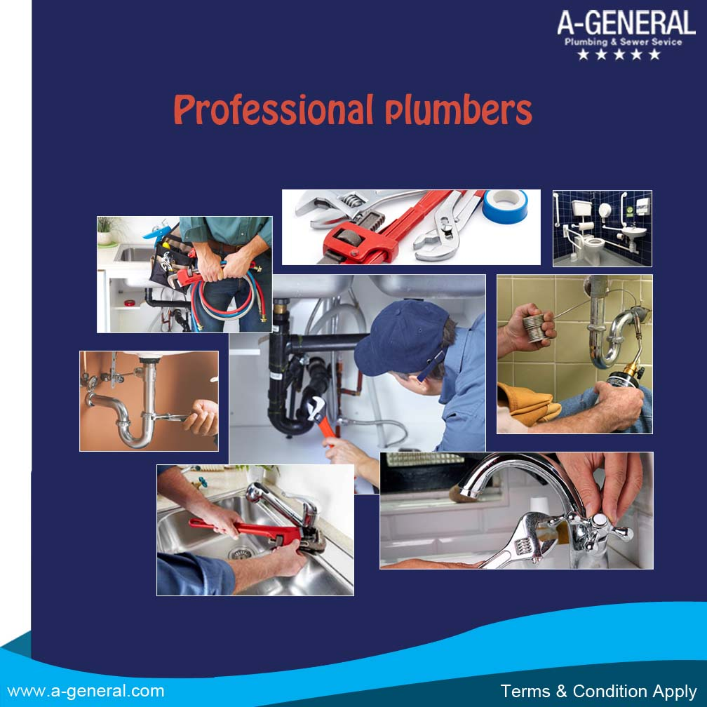 Skills Required In Professional Plumbers To Solve Major Plumbing Issues
