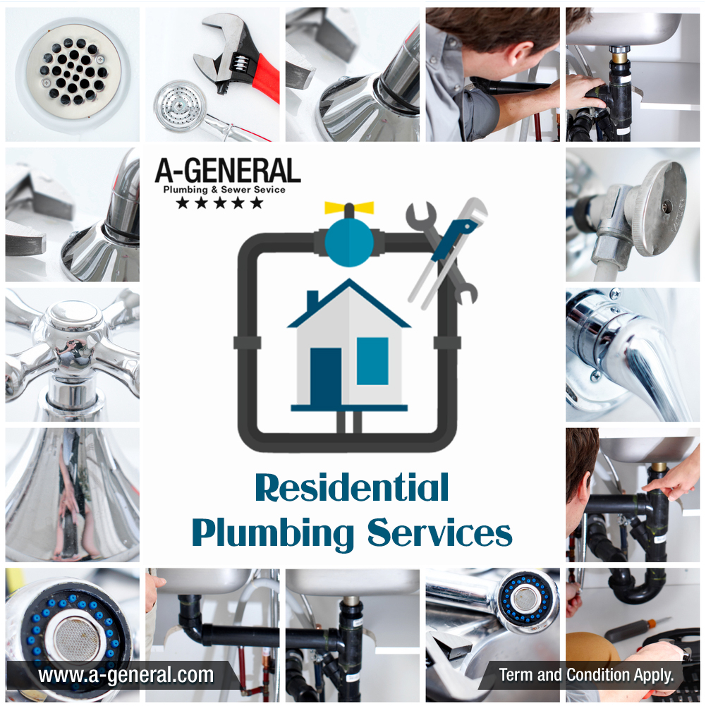 Go for professional plumber for residential plumbing services