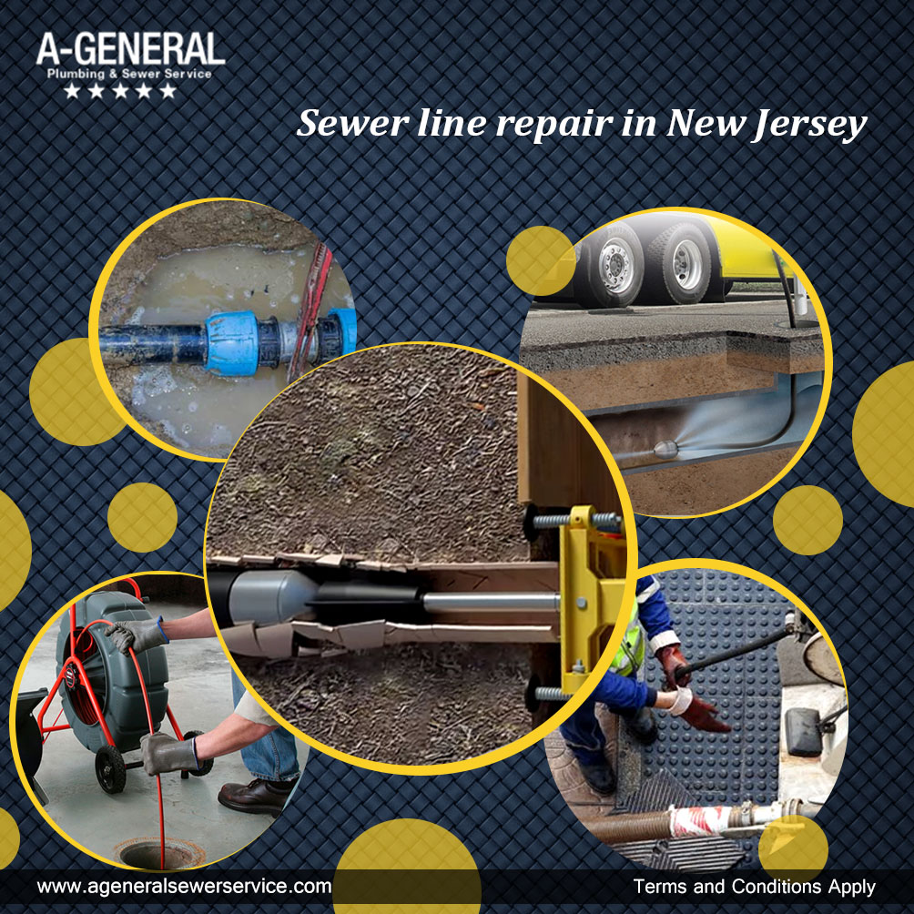 Who Will Take Care Of Sewer Line Repair Or Replacement In New Jersey?