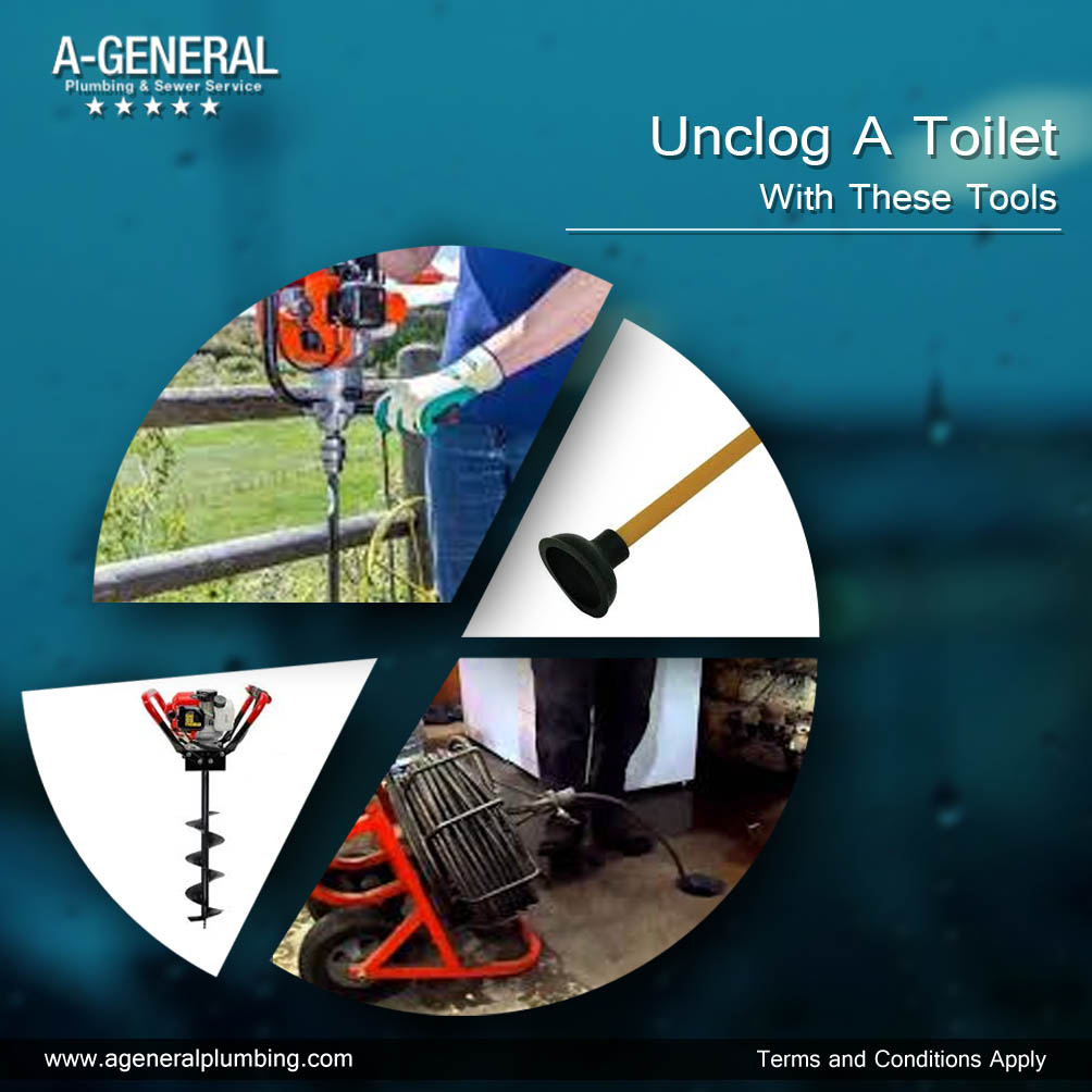 Steps To Unclog A Toilet