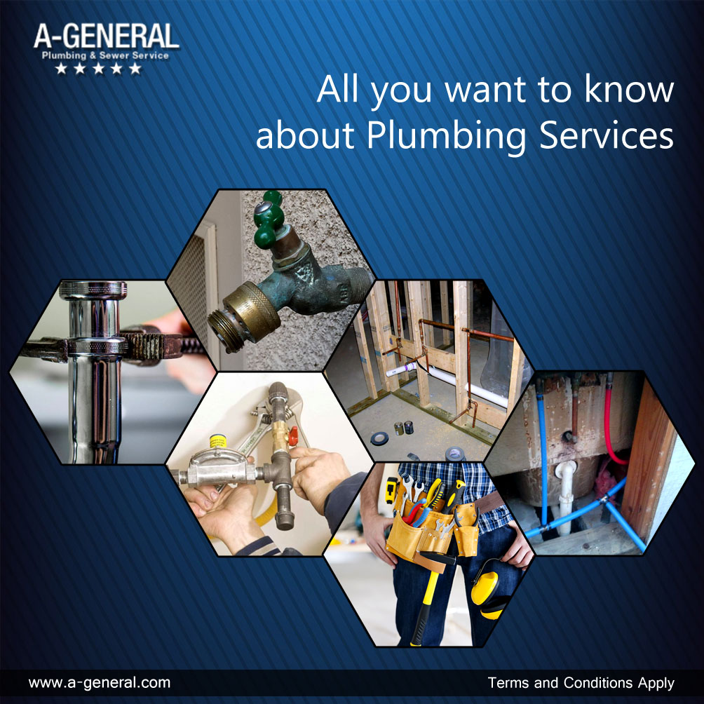All you want to know about Plumbing Services
