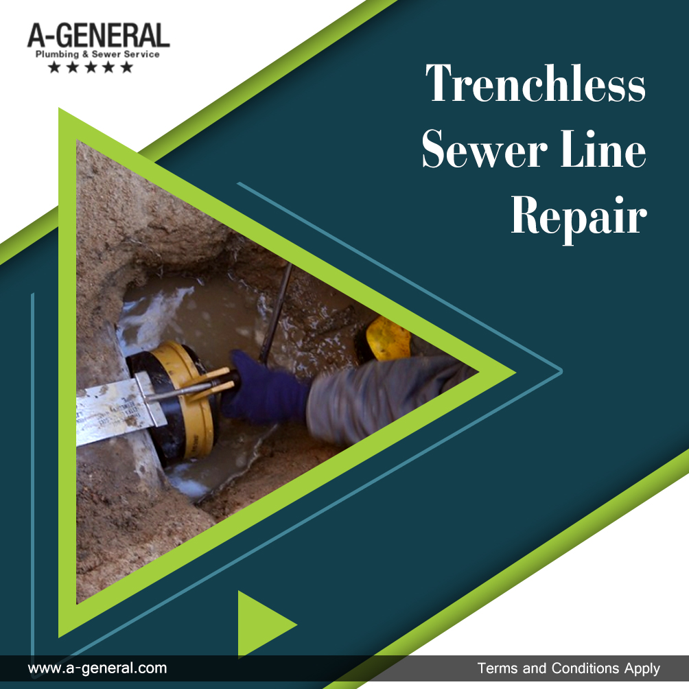 What is Trenchless Sewer Line Repair?