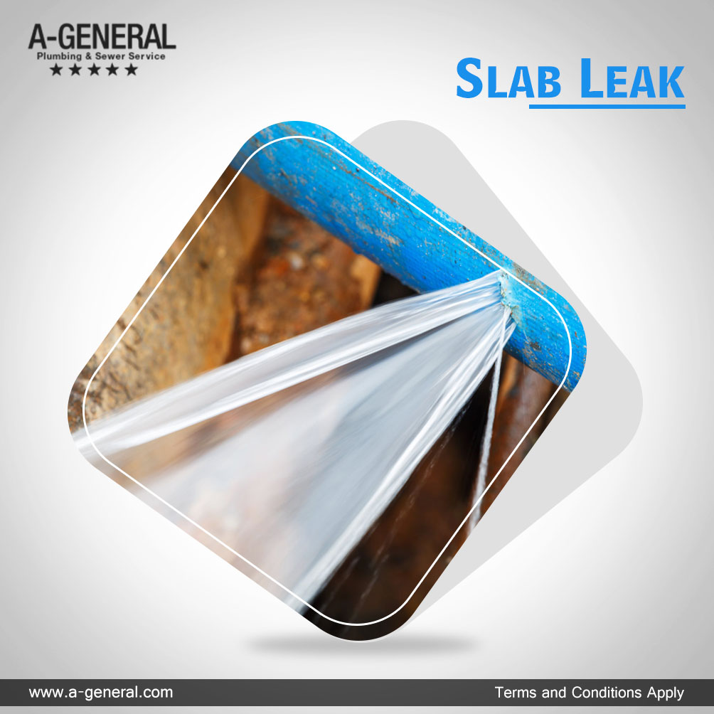 Prevent Slab Leaks to Prevent expenses