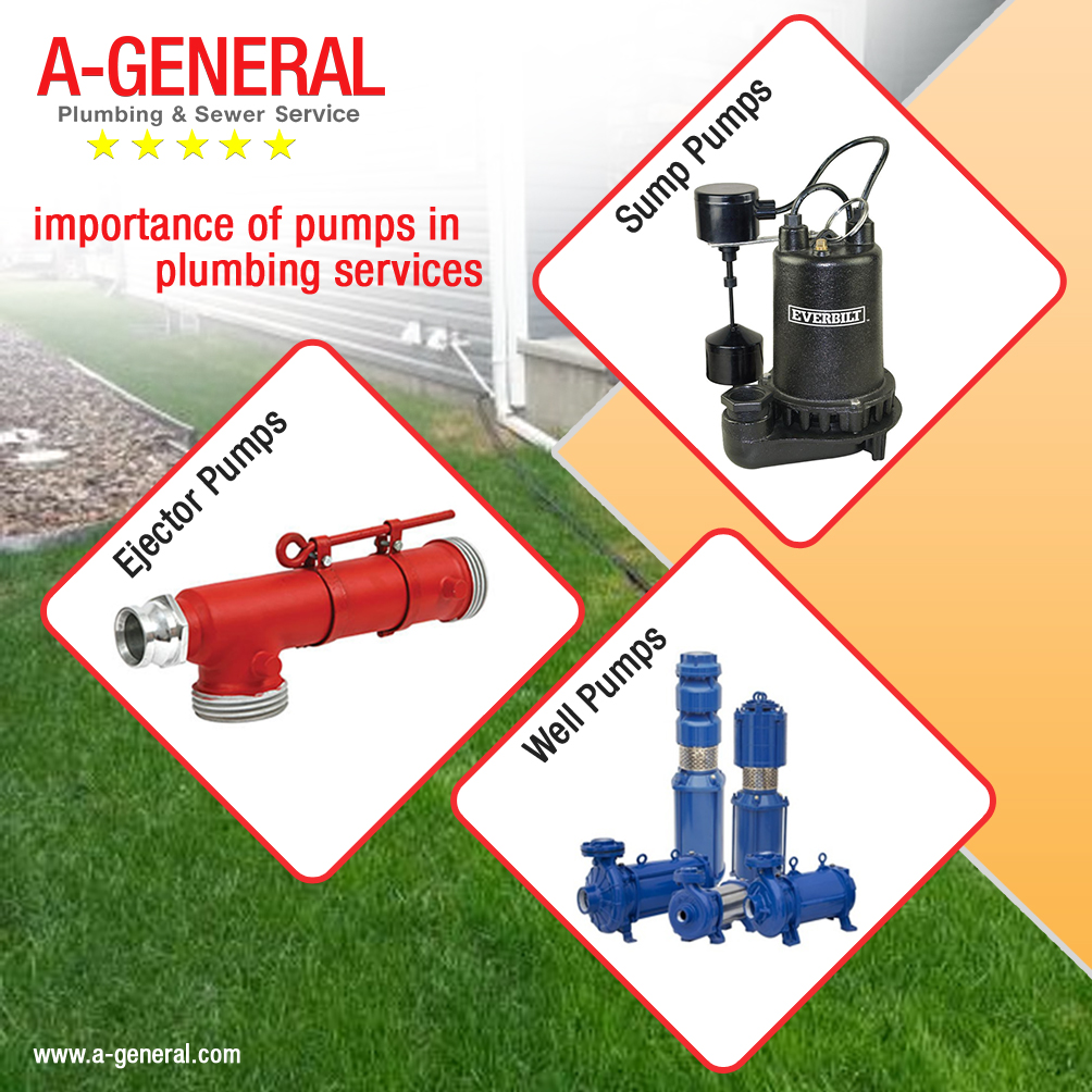 What Is The Importance Of Pumps In Plumbing Services