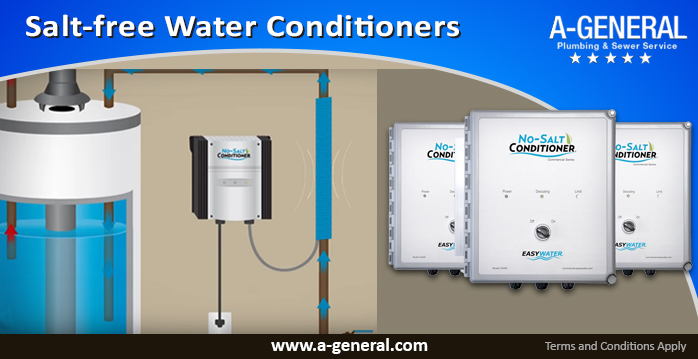 Salt-free Water Conditioners And what They Do For Your Pipes And Plumbing!