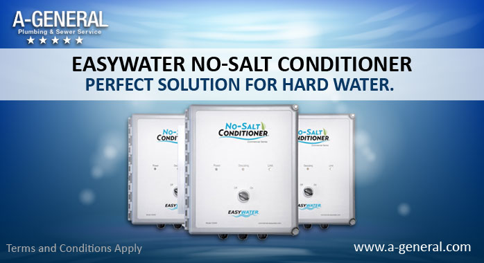 No-Salt Water Softeners Perfect Solution For Hard-Water In NJ Area