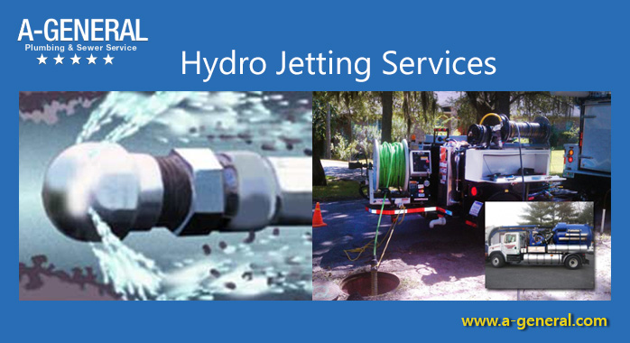 Hydro jetting Services And Their Advantages!