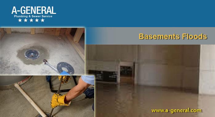 Why do basements flood?