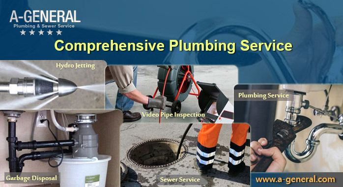 What All Can A Comprehensive Plumbing Service Do!