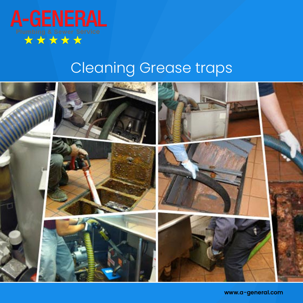 Grease Traps The Whens And Hows Of Cleaning Them!